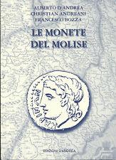HN LE MONETE DEL MOLISE D'Andrea, Andreani, Bozza