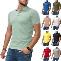 Jack & Jones Herren Poloshirt Polohemd T-Shirt Shirt Basic Polo Herrenshirt SALE