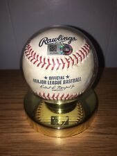 Boston Red Sox Vs St. Louis Cardinals August 16, 2017 Game Used MLB Baseball