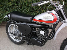 1972 Yamaha 250 MOTOCROSS MX