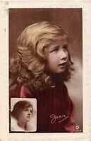 POSTCARD   ACTRESSES   GLADYS   COOPER  with   Daughter   Joan