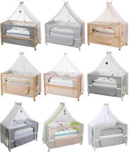roba Room Bed Babybett Kinderbett Beistellbett Juniorbett