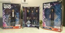 "Doctor Who 3 Action Figure Lot 6"" 11th Matt Smith 12th Dr Capaldi Clara Oswald"