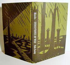 UNDERTONES OF WAR DE BELLO GERMANICO Folio Society 1st ed Edmund Blunden NO BOX