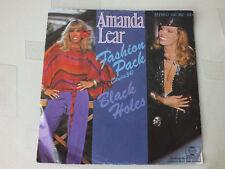 Amanda Lear - Fashion Pack 1 Single RPM 45 Vinyl Schallplatte a