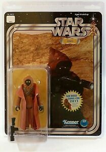 Star Wars Vinyl Cape Jawa 2011 SDCC Jumbo Kenner Figure by Gentle Giant (NEW)