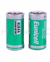 2 pcs 4LR44 PX28A A544 476A K28A L1325 Bulk 6V Alkaline Battery