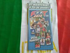 Service special transferts FOOT 2010 panini complète et fermé ligue français