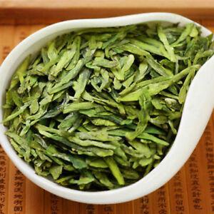 250g Famous GoodQuality Dragon Well China Spring Longjing Tè Verde for Health Té