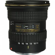 Tokina AT-X 116 Pro Dx-ii 11-16mm f/2.8 Lens canon EF Mount RR