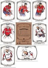 2015-16 UD Upper Deck Champs Washington Capitals Team Set (9)
