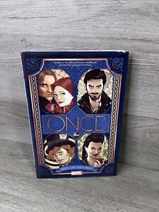 Once Upon a Time: Out of the Past Hardcover Book