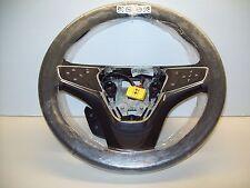 2017 Chevrolet Bolt EV Heated Black Leather Steering Wheel OEM# 23413072