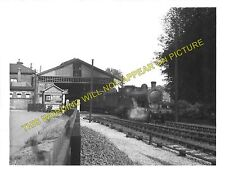 Driffield Railway Station Phot. Nafferton to Garton and Southburn. (6)
