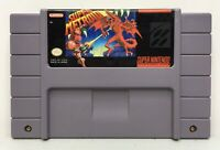 Super Nintendo SNES Super Metroid *Authentic/Cleaned/Tested* *Saves*