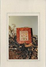 "Cross Stitch Pattern - R&R Reproductions - ""Golden Bird"""