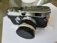Canon rangefinder VT + 50 mm f1.4 type 2 perfect