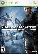 Blacksite Area 51 Xbox 360