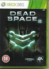 Dead Space 2, Xbox 360 Spiel, Super Zustand.