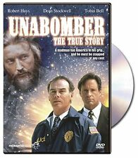 Unabomber: The True Story (DVD, 1996), New, Dean Stockwell, Tobin Bell