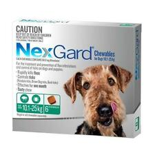 NexGard Flea and Tick Treatment for Large Dogs (6 pack)