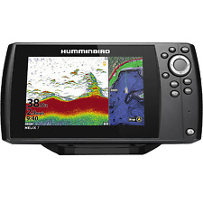 Humminbird Helix 7 CHIRP GPS G3, w/Xdcr