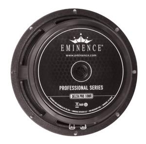 "Eminence Delta Pro10MR-8 10"" inch 400 Watt 8 Ohm Midrange Speaker 80 oz. magnet"