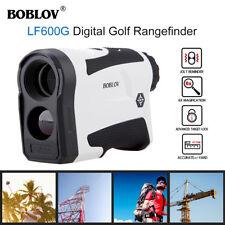 Golf Laser Range Finder 600m FLAG-LOCK/Slope Distance/Height/Speed Waterpoof AU!