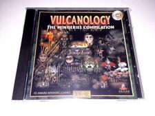 Vulcanology Compilation Commodore Amiga CD