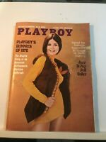 PLAYBOY MAGAZINE OCTOBER 1972  BUNNIES OF 72   HAS  CF