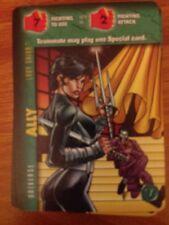 DC Overpower Ally Lady Shiva (Joker) X2 NrMint-MInt