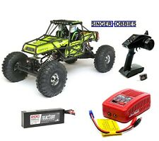 LOSI 1/10 Night Crawler SE 4WD Rock Crawler Brushed RTR w/ LIPO LOS03015T2L HH