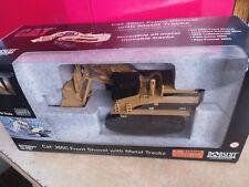 NORSCOT DIECAST 55160 1:50 SCALE CAT 365C FRONT SHOVEL METAL TRACKS