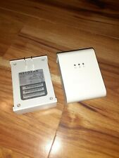 One Pair of Netgear XET1001 Powerline Wall Plugged Ethernet Adapter 85Mbps