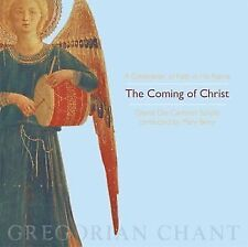 nonymous - The Coming of Christ  Gregorian chant for Advent and Christmas [CD]