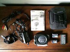 Sony HANDYCAM DCR-DVD203 DVD Camcorder