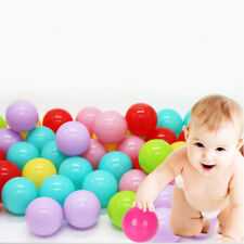 10 Pcs Plastic Safe Plastic  Ball Pits Baby Early Educational Toys Games Sport