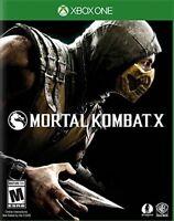 Mortal Kombat X for Xbox One [New Xbox One]