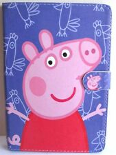 Peppa Pig  ipad 2,3 and 4 wallet,case.