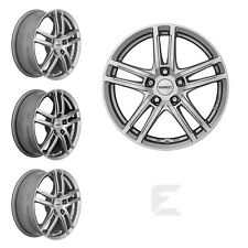 4x 16 Zoll Alufelgen für Mazda 2 / Dezent TZ 6,5x16 ET45 (B-83018160)