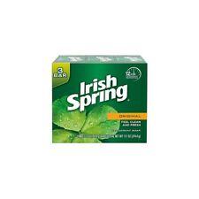 Irish Spring Original Deodorant Bar Soap 12 Hr Protection  3 BARS