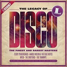 Various Artists - Legacy Of Disco / Various [New CD] Holland - Import