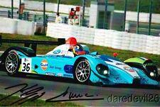 2005 Paul Belmondo Racing Ford Courage C65 LMP2 signed Le Mans Series ELMS photo
