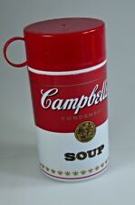 Cambells Soup Can-tainer 1998 Thermos 11.5 oz Bpa Free Euc