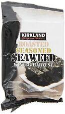 5x Kirkland Signature Tostato Insaporito Alghe Inverno Raccolto Mare Erbacce 17g