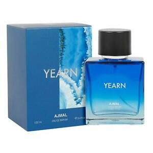 Ajmal Yearn Long Lasting Aquatic Fragnance Eau De Perfume For Men 100ml