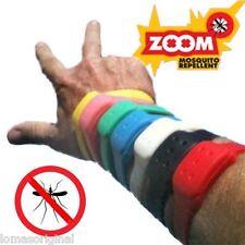 2x Bracelet Anti - Moucherons - Répulsif Anti Moustique Moustiques (2 Unités)