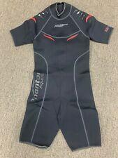 PREOWNED Phantom Aquatics 2.5mm Marine Shorty Wetsuit (Medium)