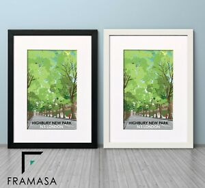 Black White Photo Picture Frames (With White Ivory Black Mounts) A1 A2 A3 A4 A5