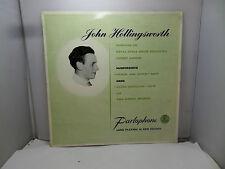 JOHN HOLLINGSWORTH CONDUCTING THE ROYAL OPERA HOUSE ORCHESTRA PMC1010  VINYL LP